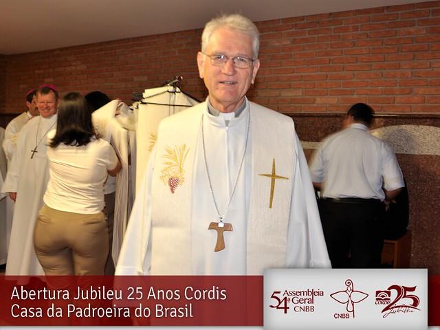Abertura Jubileu 25 anos Cordis