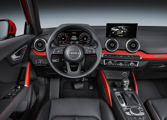 Audi Q2 2017 3