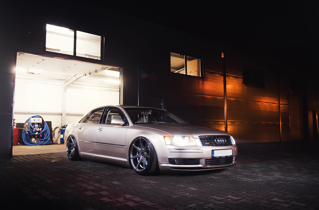 Audi A8 D3 Jr20 Flickr