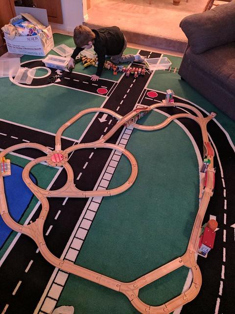 Benji's Own Track