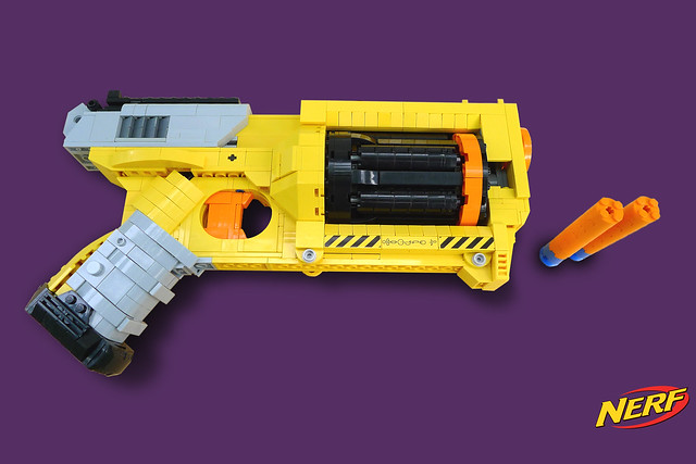it s nerf or nothing bricknerd your place for all things lego