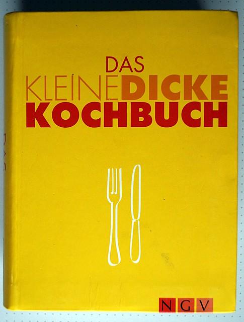 Das kleine dicke Kochbuch