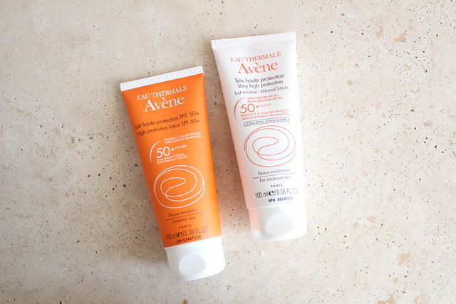 avene sunscreen review