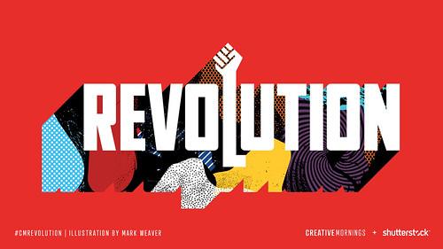 Revolution CreativeMornings