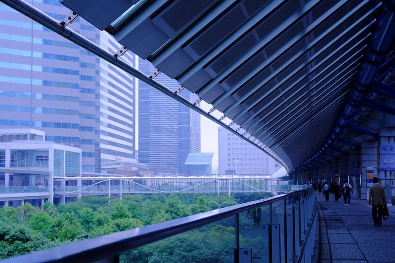SHINAGAWA INTERCITY
