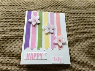 Baby gift card for Wendy Koppe | by sharonwinninvt
