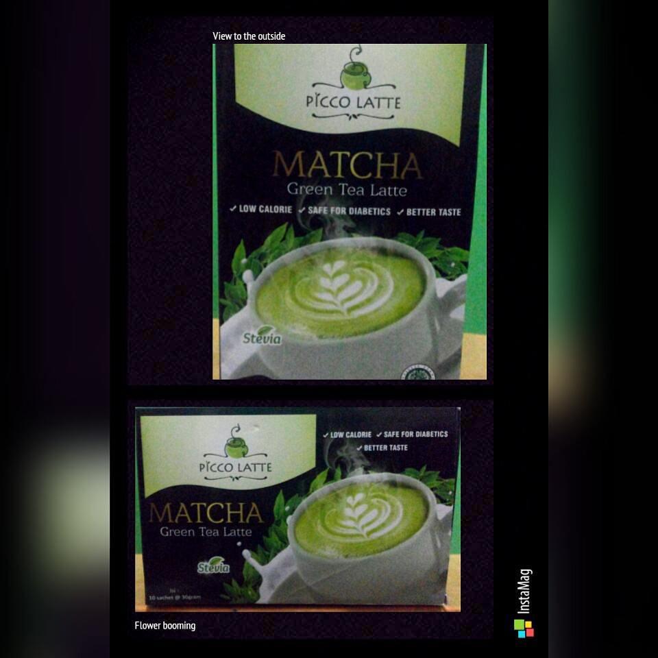 Pertama Di Indonesia Green Tea Dg Stevia Low Calorie Flickr Picco Latte Matcha Can Safe For