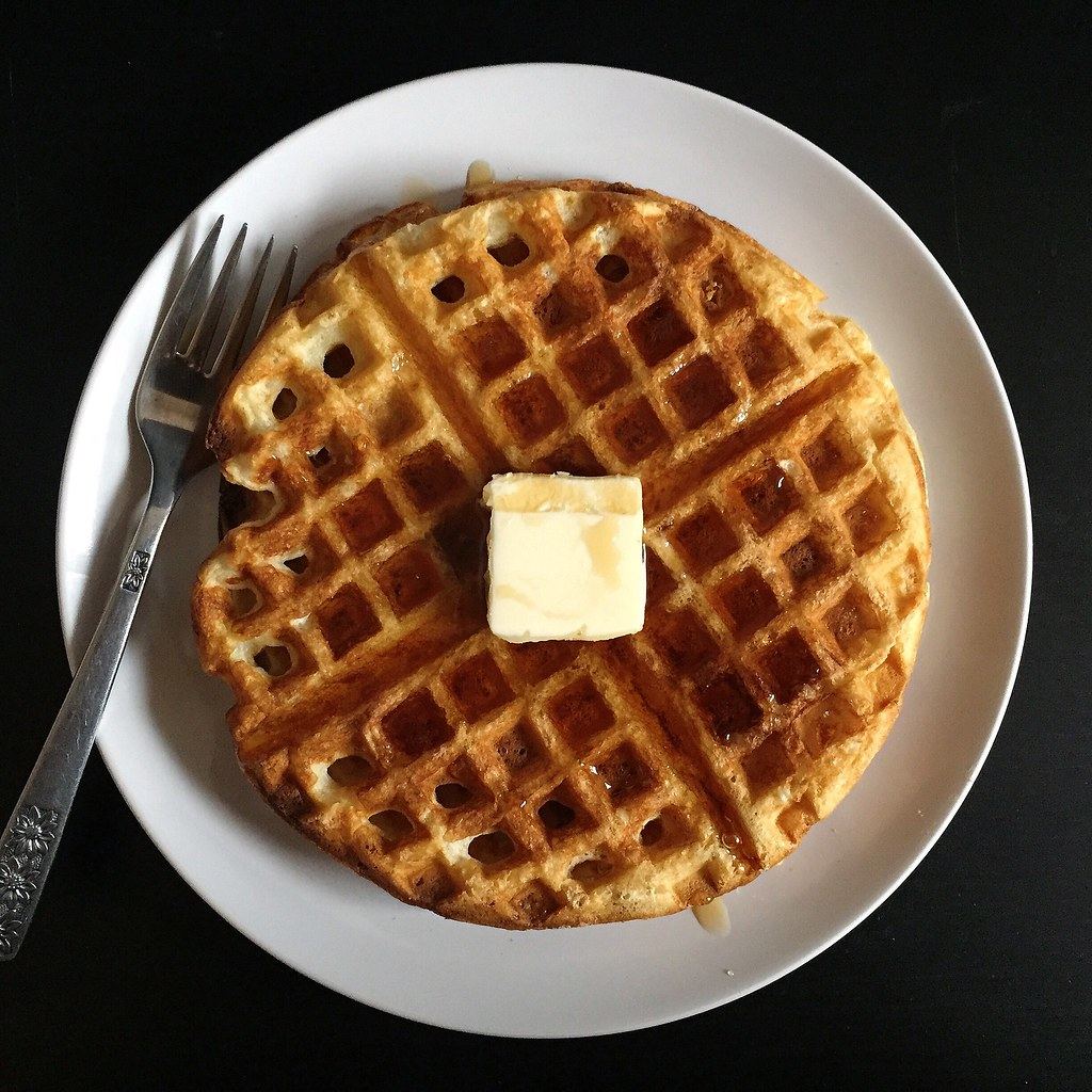 Marion Cunningham's Yeast-Raised Waffles | the-cooking-of-jo ...
