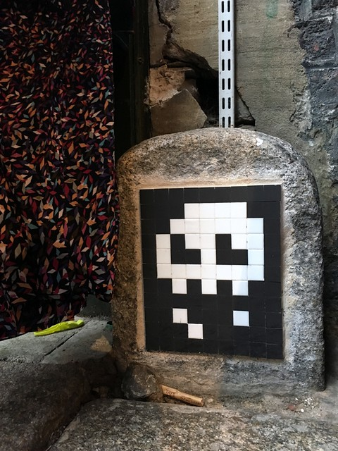 Reactivated Space Invader LDN_053