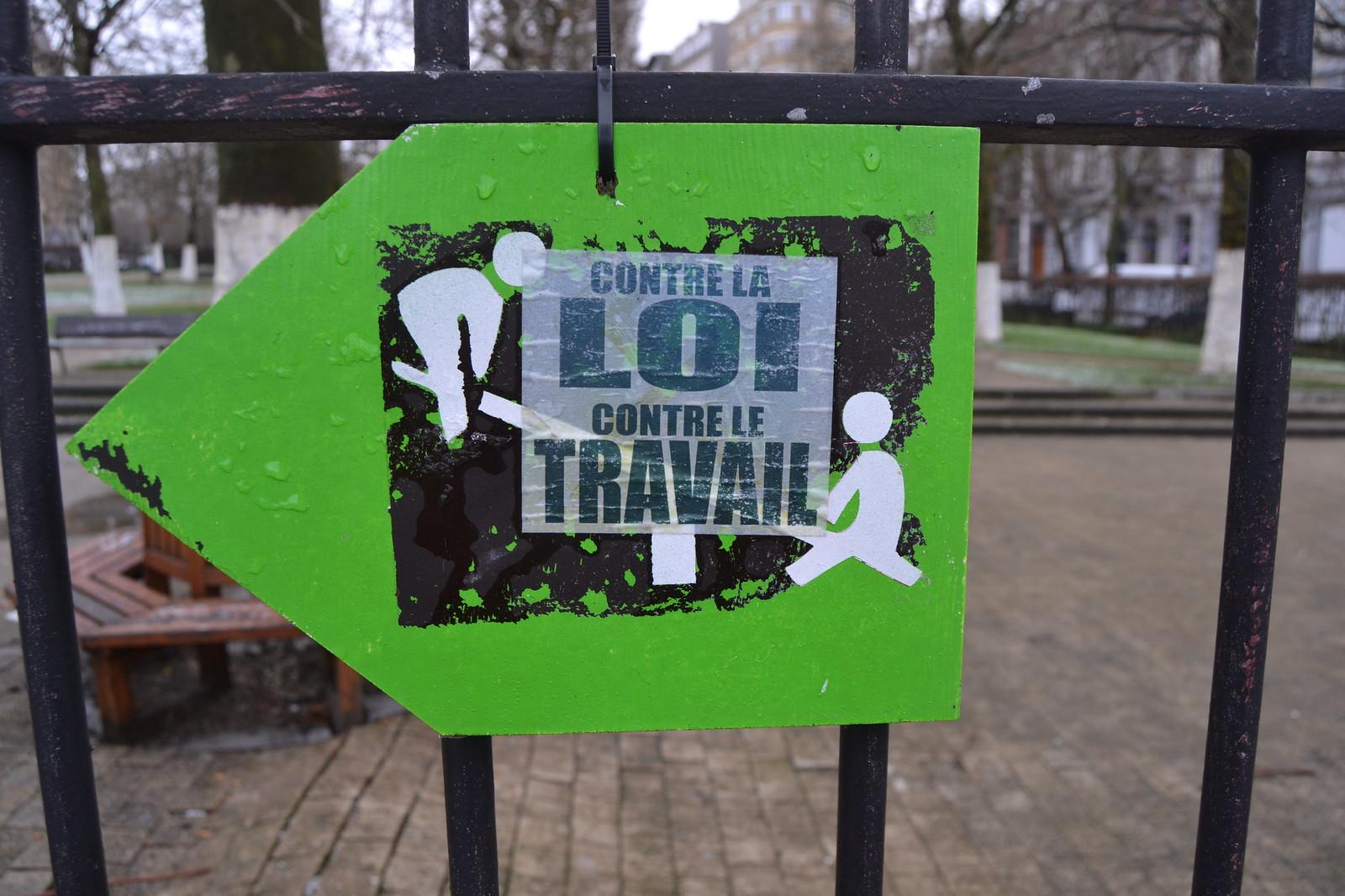Bruxelles, Porte de Hal. 14/01/2017 fotos de zeroanodino para URBANARTIMAÑA