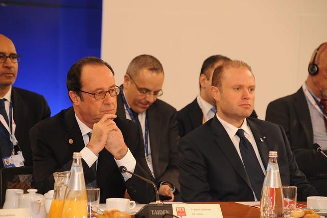PES Malta 3 February 2017