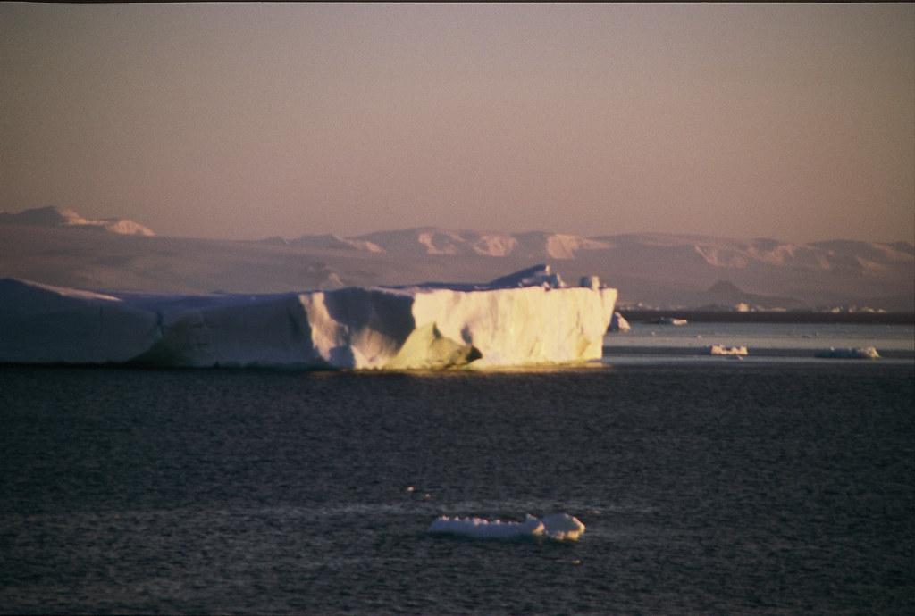 Vagamundos 2003 Antártida
