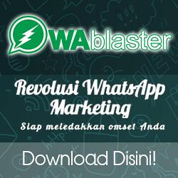 Revolusi WhatsApp Marketing Siap meledakkan omset Anda