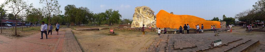 Thaïlande - Ayutthaya - 219 - Wat Lokayasutharam