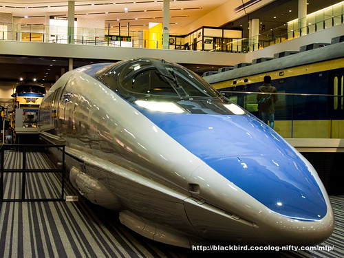 Kyoto Railway Museum #06