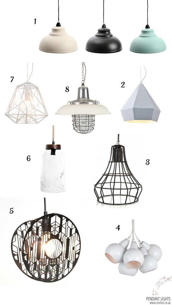 For The Love Of Pendant Lights