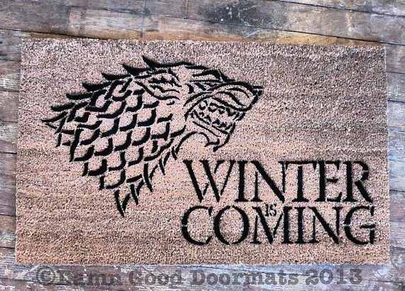 Damn Good Doormats - Game of Thrones
