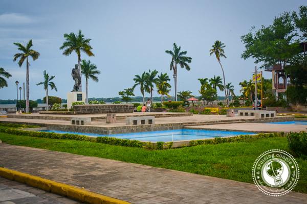Waterfront Park Granada Nicaragua