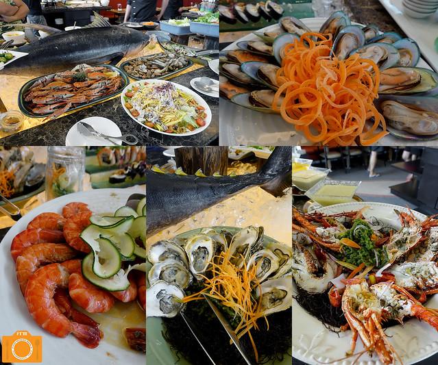 Luzviminda seafood