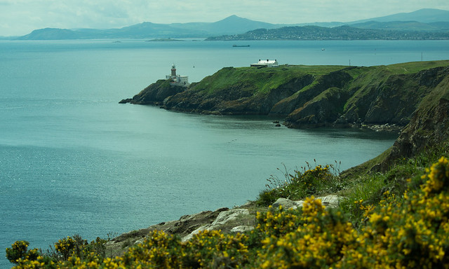 20150526-028_Howth Peninsula_Baily Lighthouse_Dublin Bay + Wicklow Mountains