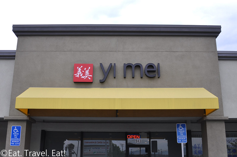 Yi Mei- Monrovia, CA: Exterior