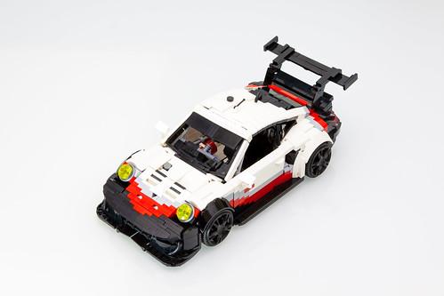 LEGO Porsche 911 RSR (991.2 2017)