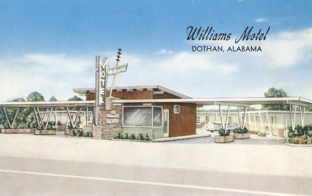 Williams Motel - Dothan, Alabama