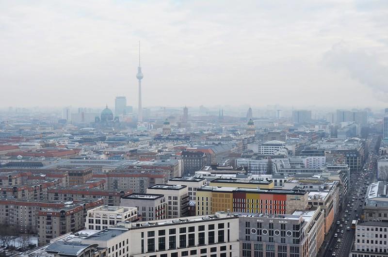Panorama Punkt Berliini
