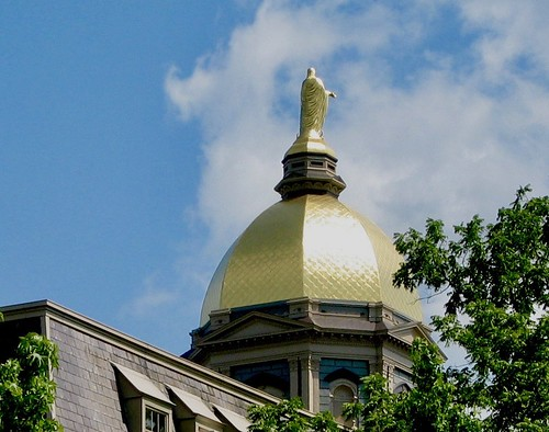 Golden Dome, Notre Dame
