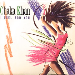 CHAKA KHAN:I FEEL FOR YOU(JACKET A)