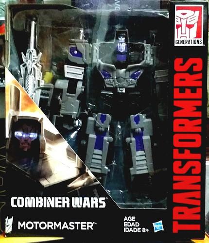 Combiner Wars Motormaster