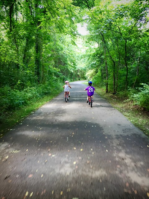 Father's Day Bike Ride