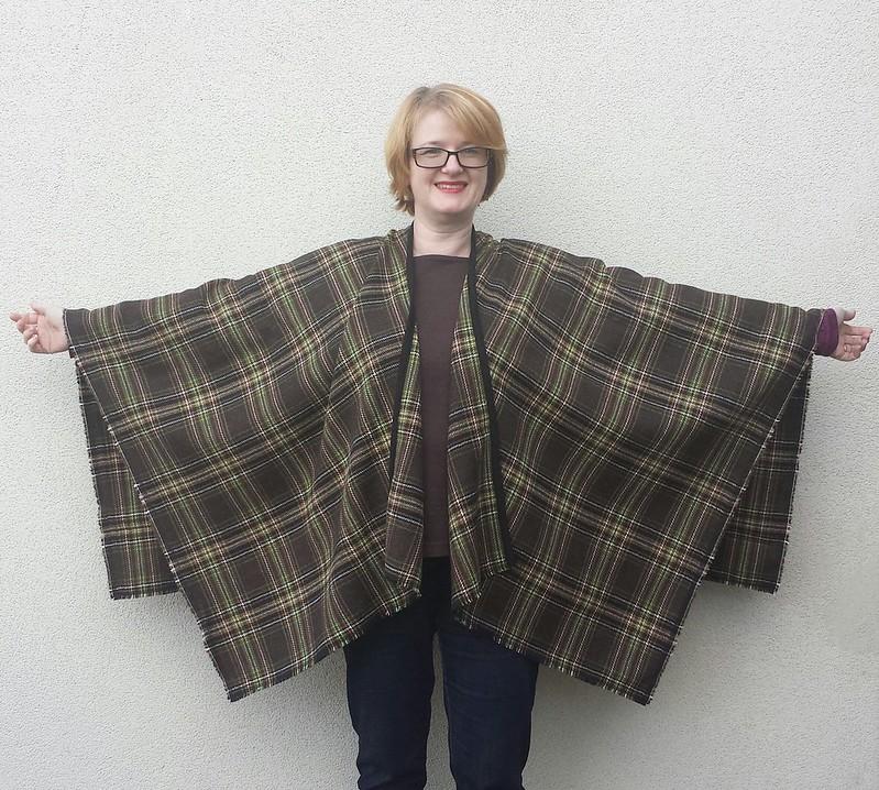 ruana or blanket wrap