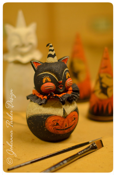 Halloween-Painted-Cat