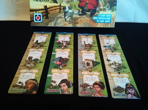 015 - Imperial Settlers Faction Boards