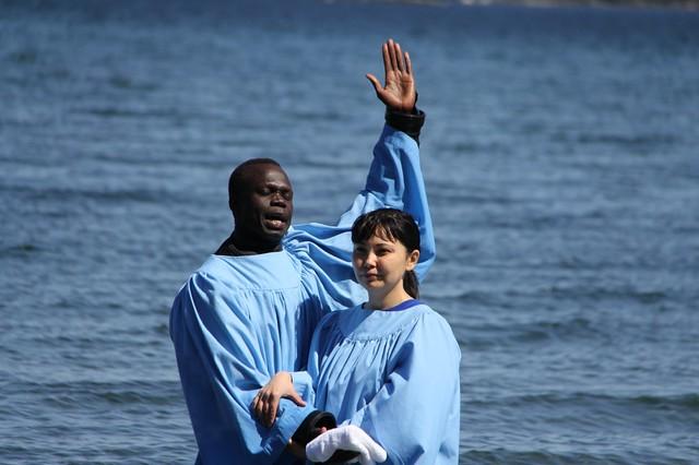 Port Hardy Baptisms