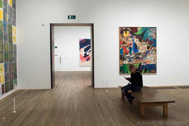 Tate Modern Art Museum London