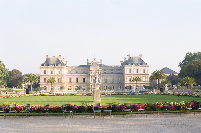The Luxembourg Gardens and Palace -3