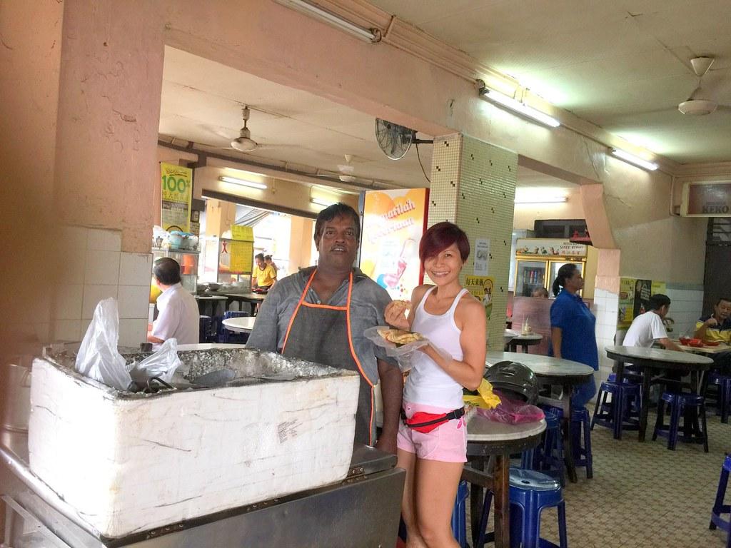 Pulau tikus famous apom - review