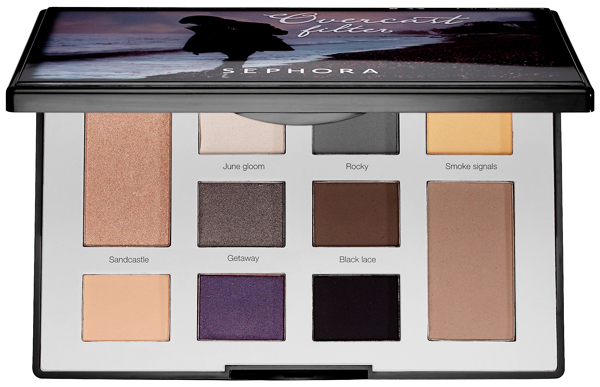 Sephora Collection Colorful Eyeshadow Photo Filter Overcast Palette