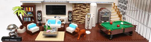 LEGO Dream House GF Finalist In ACGHK2015 Classic Theme Flickr