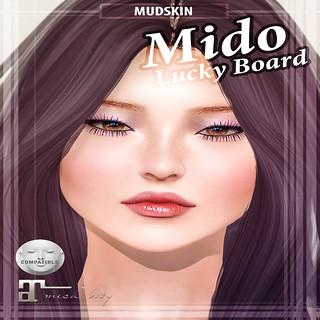 MUDSKIN - Mido - Lucky Board