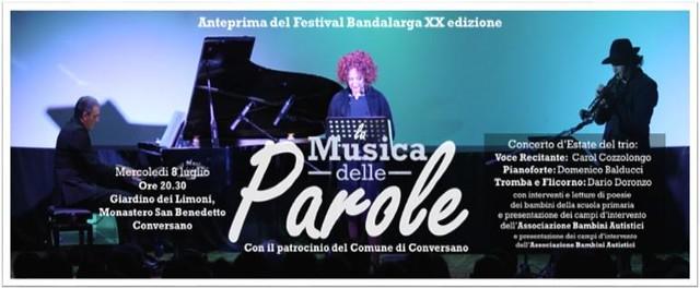 Conversano- Festival della Bandalarga