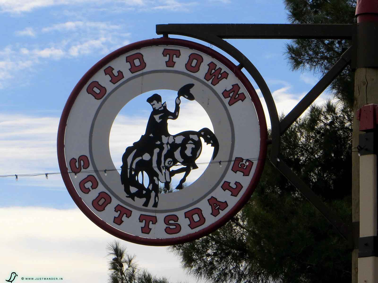 PIC: Old Town Scottsdale Arizona - Sign