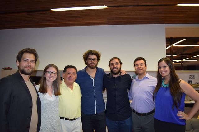 MeetUp de Emprendimiento en Biomedicina: Investigaciones que trascienden del laboratorio