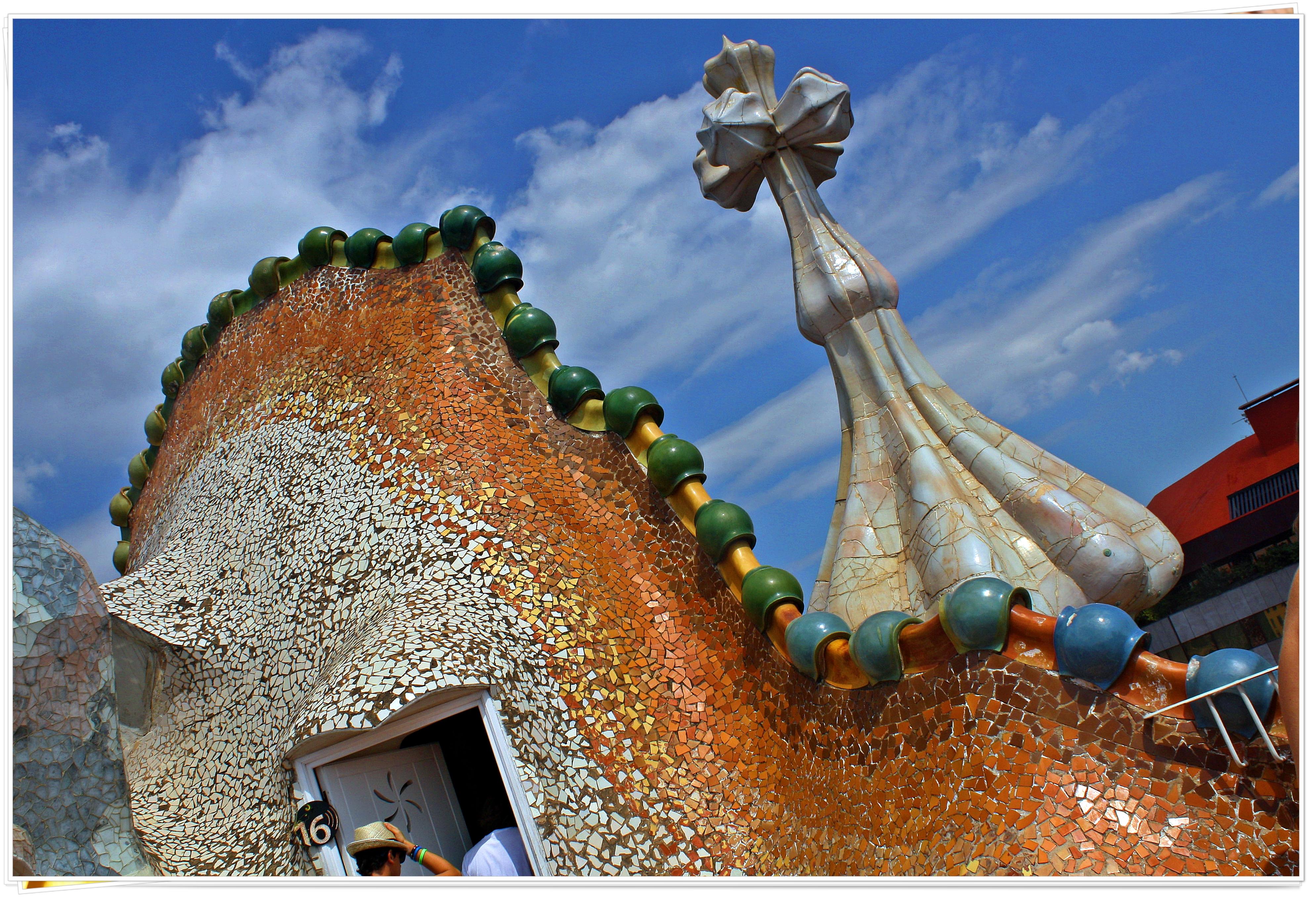 Casa Batlló - Barcelona, Spain 2013