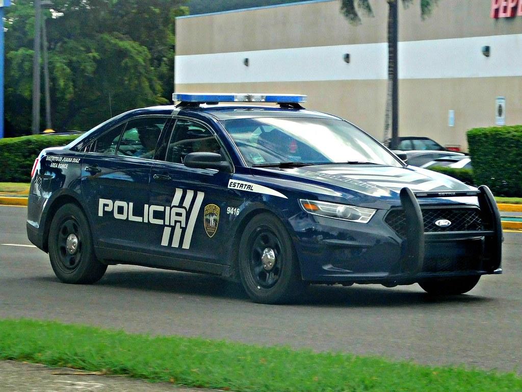 The New Ford Trucks >> FORD TAURUS...POLICIA ESTATAL DE PUERTO RICO | ROAD TRUCKS PUERTO RICO | Flickr