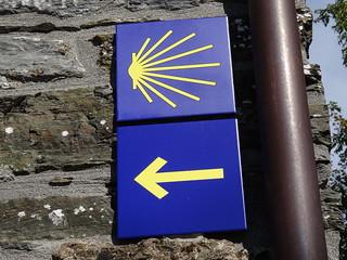 Flechas de señalización