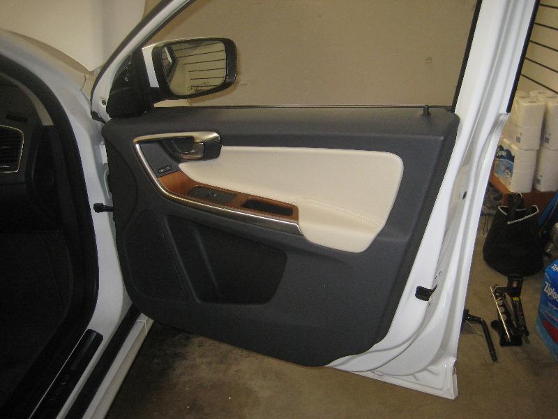 2010 2017 Volvo Xc60 Suv Take Off Plastic Interior Door Flickr