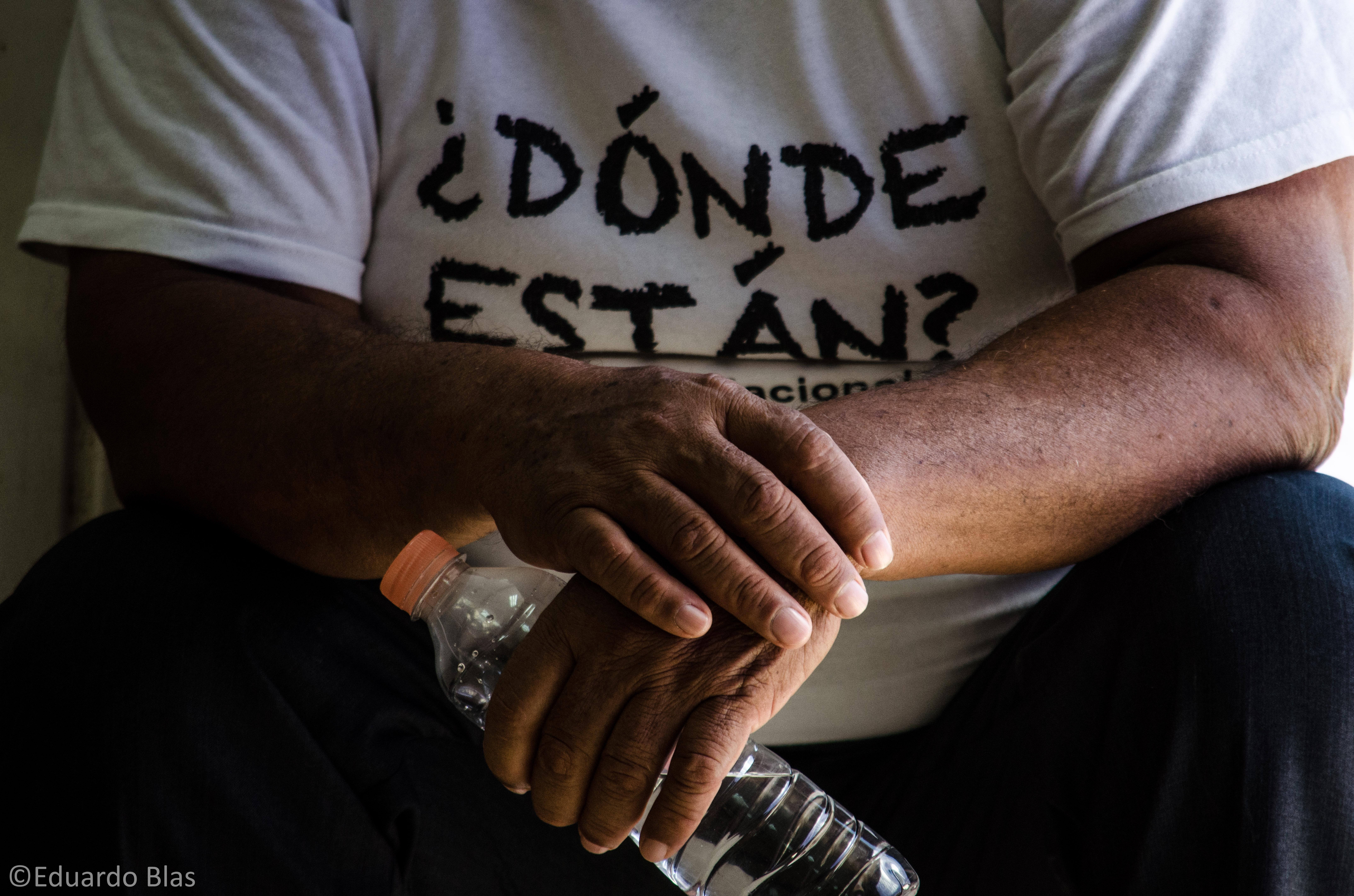 Inicia Brigada de Búsqueda en Sinaloa. Foto: Eduardo Blas/Somoelmedio.org
